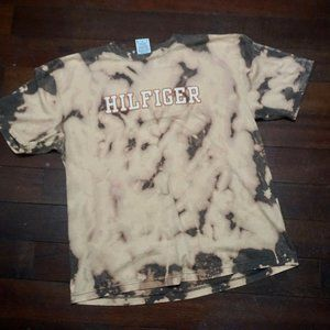 1 of 1 Customized 90's Vtg Tommy Hilfiger T Shirt